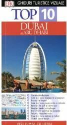 Top 10 Dubai Si Abu Dhabi Ed.2015 - Ghiduri Turistice Vizuale