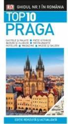 Top 10 Praga - Ghiduri turistice vizuale Carti