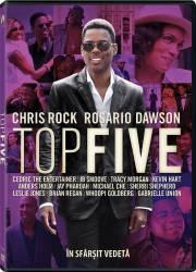 Top Five DVD 2014 Filme DVD