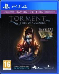 TORMENT TIDES OF NUMENERA D1 EDITION - PS4