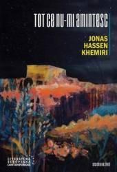 Tot ce nu-mi amintesc - Jonas Hassen Khemiri