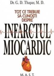 Tot ce trebuie sa cunosti despre infarctul miocardic - G.D. Thapar