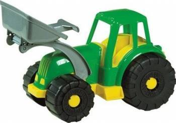 Tractor cu elevator Power Worker Machete