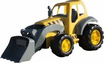 Tractor Excvator Super T Miniland Machete