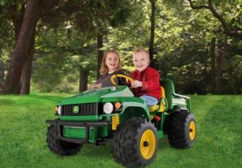 Tractor John Deere Gator HPX Masinute si vehicule pentru copii