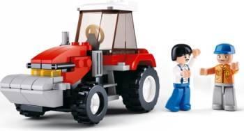 Tractor Sluban Town Farm M38-B0556 Lego