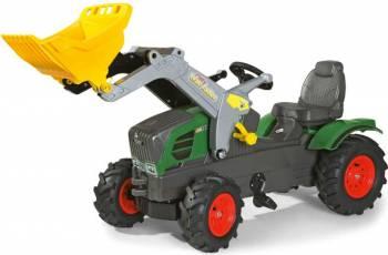 Tractoras copii cu pedale Rolly Toys 611089 Masinute si vehicule pentru copii