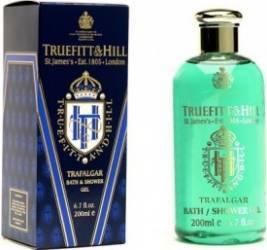 Trafalgar by Truefitt and Hill Barbati 200ml Gel de dus, sapun lichid