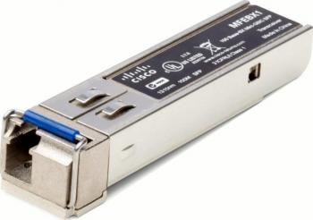 Transceiver Cisco 100 Base-BX Mini-GBIC SFP MFEBX1