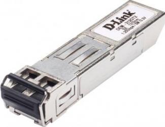 Transceiver D-Link 1 port Mini-GBIC SFP - 100 BaseLX 2km Transceivere