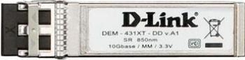 Transceiver D-Link 10GBase-SR SFP 80-300