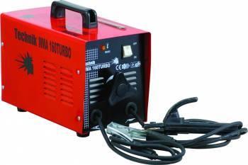 Transformator sudura Tehnoweld TECHNIKMMA160TURBO 160A Aparate de sudura
