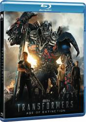 Transformers Age of Extinction BluRay 2 discuri 2014 Filme BluRay