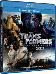 Transformers: The last knight COMBO (3D+2D) Filme BluRay 3D