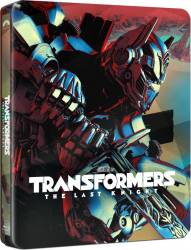Transformers: The last knight Teelbook (3D+2D) Filme BluRay 3D