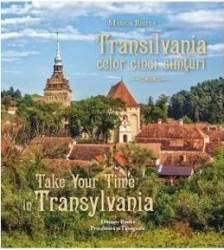Transilvania celor cinci simturi - Marius Ristea