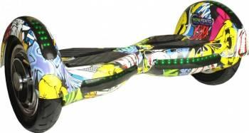 Hoverboard Nova Vento Hv10 Cartoon Art Vehicule electrice