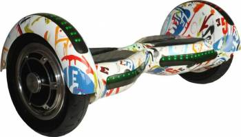Hoverboard Nova Vento Hv10 Street Art Autonomie 20 km Vehicule electrice