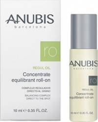 Tratament facial Anubis Regul Oil Concentrate Equilibrant Roll On