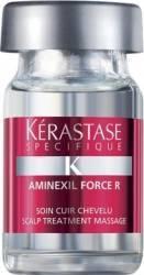 Tratament Kerastase Specifique Aminexil Force R for Fine Hair 6ml Tratamente de par