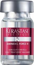 Tratament Kerastase Specifique Aminexil Force R for Normal Hair 6ml Tratamente de par