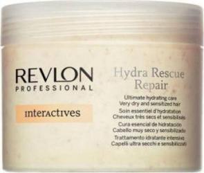 Tratament Revlon Professional Hydra Rescue Repair Ultimate Hydrating pentru par uscat si sensibil 450 ml Tratamente de par