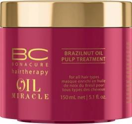 Tratament Schwarzkopf Professional BC Bonacure Oil Miracle Brazilnut 150ml Tratamente de par
