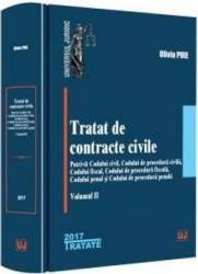Tratat de contracte civile Vol.2 - Oliviu Puie
