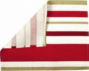 Traversa masa BBC 33x180 cm - Dungi Roz Articole pentru servit
