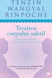 Trezirea Corpului Subtil - Tenzin Wangyal Rinpoche Carti
