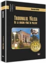 Tribunalul Valcea de la origini pana in prezent - Gheorghe Bonciu