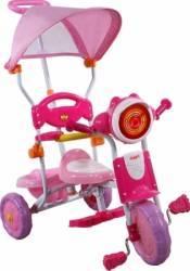 Tricicleta ARTI 260C - Roz Triciclete