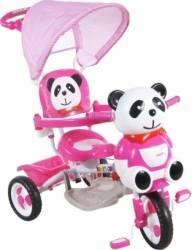 Tricicleta ARTI Panda 2 - Roz Triciclete