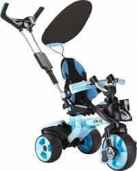 Tricicleta CITY BLUE - Injusa Triciclete