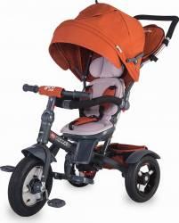 Tricicleta COCCOLLE Giro Plus Multifuntionala, Maro Triciclete