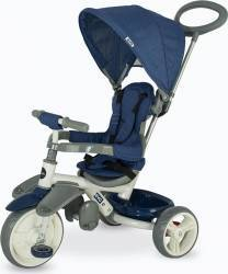 Tricicleta Coccolle Multifunctionala Evo Blue Triciclete