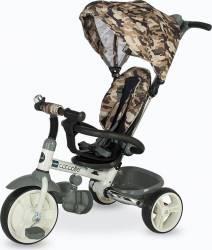 Tricicleta Coccolle Urbio Pliabila Editie Limitata Army Triciclete