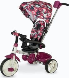 Tricicleta Coccolle Urbio Pliabila Editie Limitata Pink Triciclete