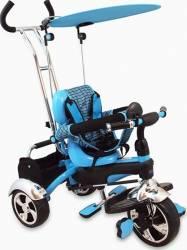 Tricicleta copii Baby Mix GR01 Blue Triciclete