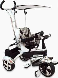 Tricicleta copii Baby Mix GR01 White Triciclete