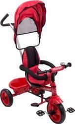 Tricicleta Copii BabyMix Ecotrike 188199 Rosu Triciclete