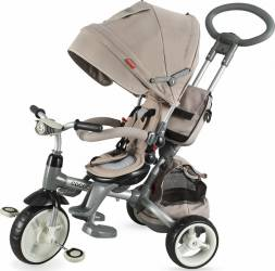 Tricicleta copii Coccolle Modi 6 in 1 Beige