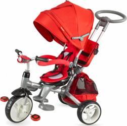 Tricicleta copii Coccolle Modi 6 in 1 Red Triciclete