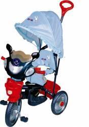 Tricicleta copii Dhs cu roti de metal Jolly Ride 1 Triciclete