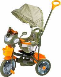 Tricicleta copii Dhs cu roti de metal Jolly Ride Triciclete