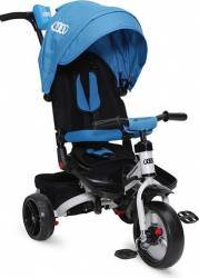 Tricicleta Copii Moni Continent Albastru