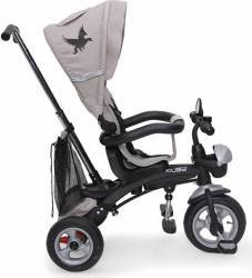 Tricicleta Copii Moni Fenix Beige Triciclete