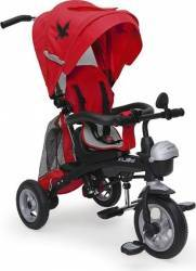 Tricicleta Copii Moni Fenix Rosu Triciclete
