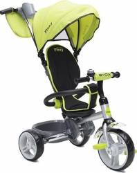 Tricicleta Copii Moni Flexy Verde