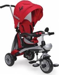 Tricicleta Copii Moni Mustang Rosu Triciclete
